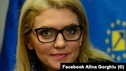 Romania - Alina Gorghiu (PNL)