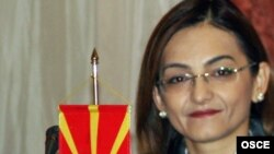 Министерката Гордана Јанкулоска