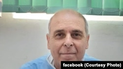 Virgil Musta, doctor, Timișoara Infectious Diseases Hospital, head of the COVG department