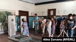 Moldova - local elections, Sangera