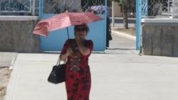 Türkmenistanda adatdan daşary yssy howa şetleri adam pidalaryna sebäp bolýar
