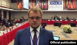 Дмитро Полонський бере участь у нараді ОБСЄ в Польщі, 30 вересня 2015 року