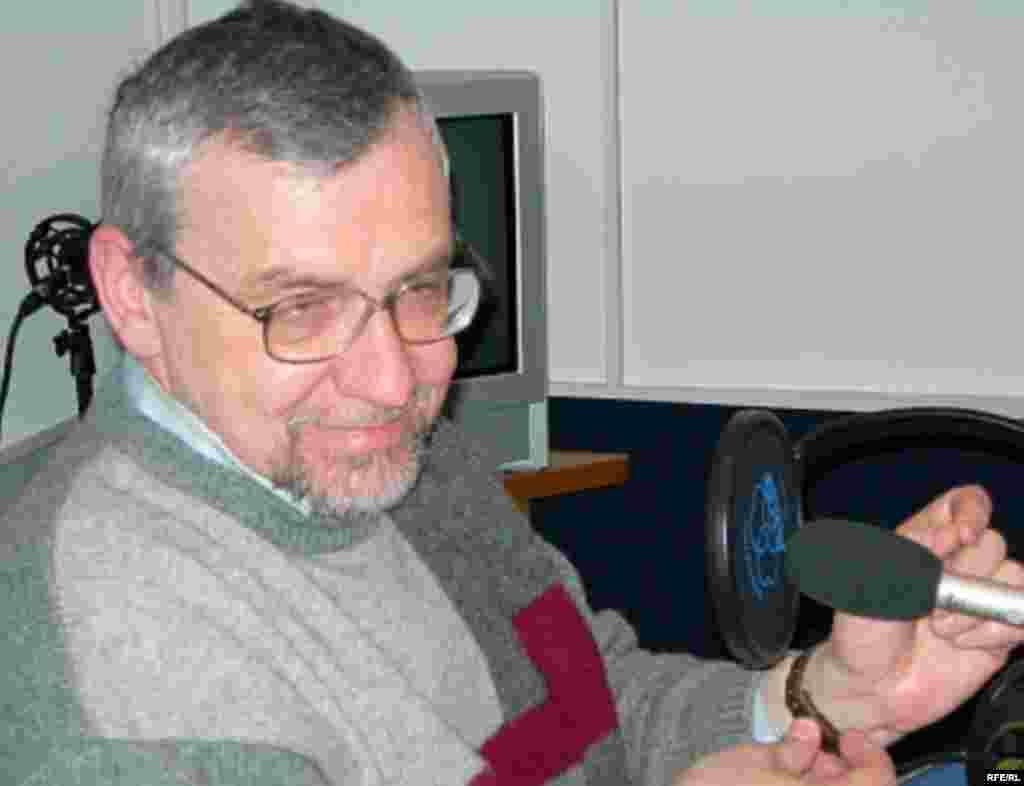 Борис Дубин, социолог, писатель