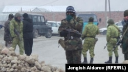 The situation along the Kyrgyz-Tajik border has been tense since an arson attack on December 17.