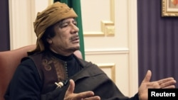 Мөәммәр Каддафи