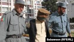 ارشیف، کابل کې یو تن نیول شوی انتحاري حمله کوونکی