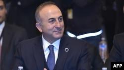 Глава МИД Турции Мевлут Чавушоглу