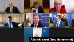 Video samit zapadnobalkanskih lidera