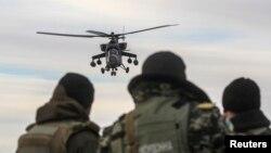 Чархболи MI-35- Русия