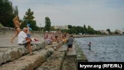 Иллюстрационное фото: Крым, Евпатория, набережная имени Терешковой