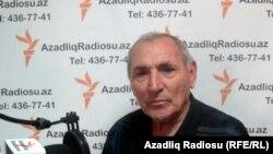 Araşdırıcı-jurnalist Şəmistan Nəzirli