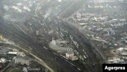 Depoul CFR Ploiesti
