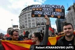 Makedonci su mnogo puta do sada već protestovali zbog promene imena države