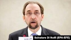 Zeid Ra'adal-Hussein, šef UN agencije za ljudska prava