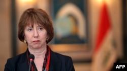 Shefja e politikës së jashtme të BE-së, Catherine Ashton.