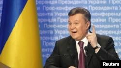 Виктор Янукович является президентом Украины с февраля 2010 года