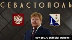 И.о. российского вице-губернатора Севастополя Иван Кусов