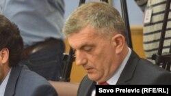 Mladen Bojanić, kandidat većeg dijela crnogorske opozicije na predsjedničkim izborima.