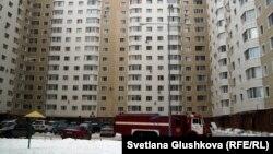 """Жилой комплекс """"Европейский"""". Астана, январь 2013 года. Иллюстративное фото."""