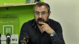 Секретарь исполнительного органа партии «Решение гражданина» Сурен Саакян (архив)