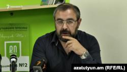 Секретарь исполнительного органа внепарламентской партии «Решение гражданина» Сурен Саакян