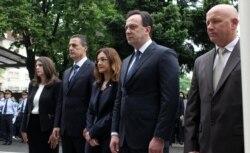 СДСМ: Сашо Мијалков и Софија Лаличиќ