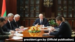 Belarus — Alexander Lukashenko on the meeting on consideration of personnel proposals, 17aug2018
