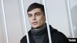Обвиняемый Аслан Байсултанов