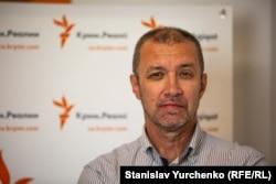 Владимир Притула, руководитель проекта Крым.Реалии украинской службы Радио Свобода