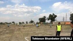 Футбольный турнир в память об Улане Эгизбаеве. 20 июля 2019 г.