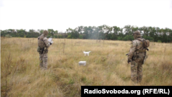 Для українських військових важливо отримати хоча б найпростіші засоби спостереження