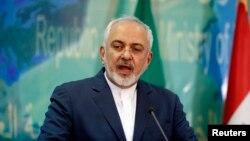 محمدجواد ظریف، وزیر خارجه ایران