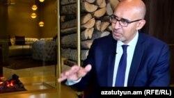 Представитель Организации по безопасности и сотрудничеству в Европе (ОБСЕ) по свободе прессы Арлем Дезир.