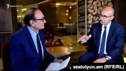 Представитель ОБСЕ по свободе СМИ Арлем Дезир.