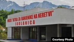 Muzej bitke za ranjenike u Jablanici gdje su bili zatočeni Hrvati