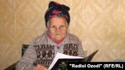 Васима Маҳмудова, яке аз кӯҳансолони шаҳри Чкалов