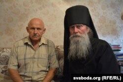 Зь сябрам і суаўтарам Алесем Клышкам