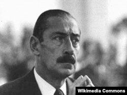 Диктатор Аргентины Хорхе Рафаэль Видела Редондо. 1976 год