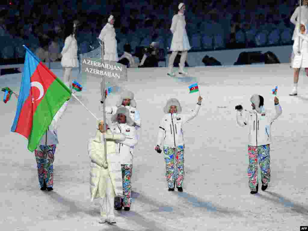 The biggest pot is being offered by Azerbaijan, which is sending four athletes to Sochi. A national Olympic committee official confided to RFE/RL that none is expected to reach the podium; but in case one of them does, he or she will receive nearly $510,000 for a gold medal, $255,000 for silver, or $130,000 for bronze.