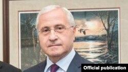 Министр сельского хозяйства Армении Серго Карапетян (архив)