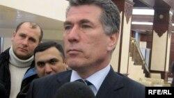 Parlamentin vitse-spikeri Ziyafət Əsgərov