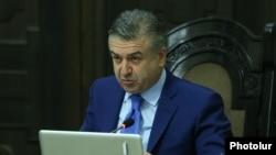 Перший віце-прем'єр-міністр Вірменії Карен Карапетян буде виконувати обов'язки глави уряду