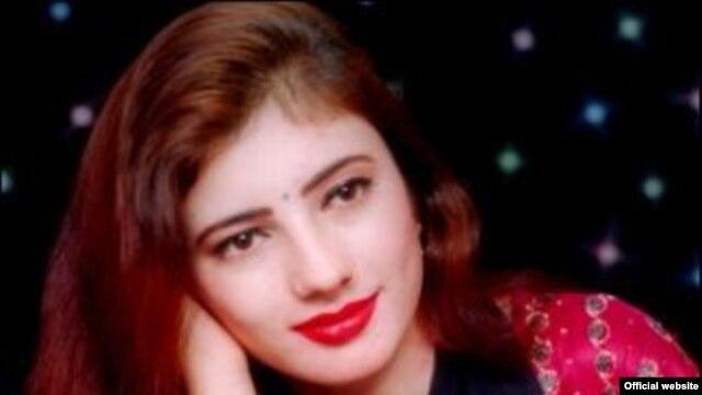Pashto singer Nazia Iqbal