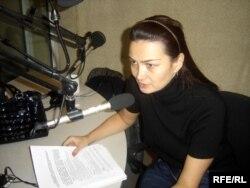 Ганира Пашаева, 28 ноября 2008