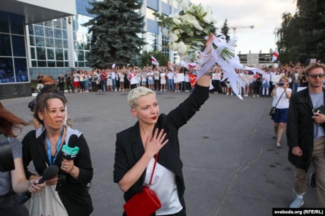 Марыя Калесьнікава