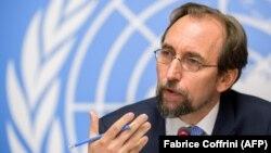 زید رعدالحسین، مدیر حقوق بشر در سازمان ملل