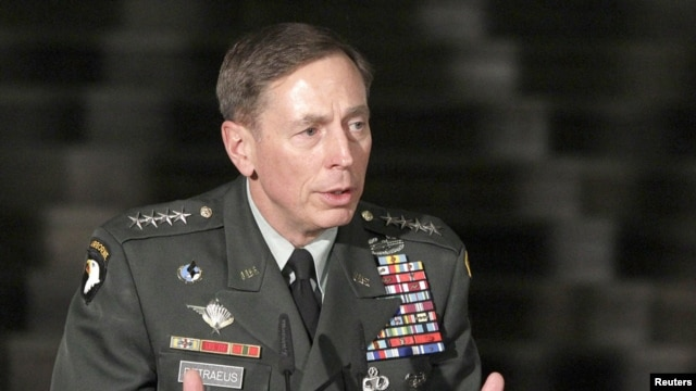 "U.S. General David Petraeus said he was ""deeply sorry"" for the accidental killings."