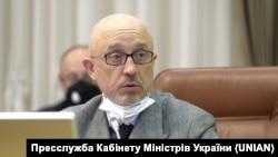 Ուկրաինայի փոխվարչապետ Ալեքսեյ Ռեզնիկովը, արխիվ