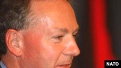 NATO spokesman Mark Laity