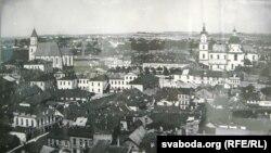 Панарама старога горада
